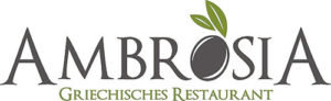 Ambrosia Griechisches Restaurant Logo