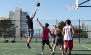 Sparte Basketball