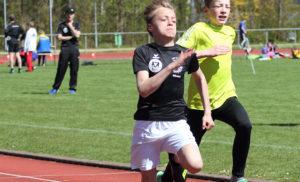 Sparte Leichtathletik