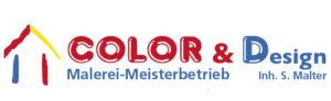 Color & Design Logo