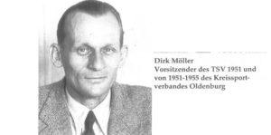 Vorsitzender TSV Dirk Möller