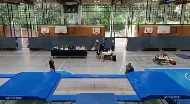 Landesmeisterschaft Trampolin